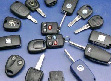 Codificação de chaves